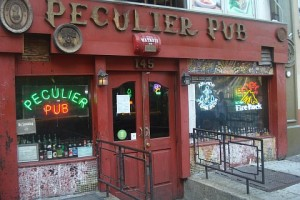 Peculier Pub NYC